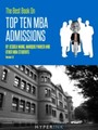 Best Book On Top Ten MBA Admissions